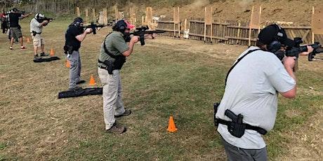 Gunset: Basic Tactical Rifle tickets