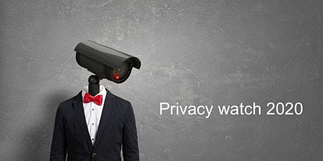 Privacy Watch 2020 Tickets