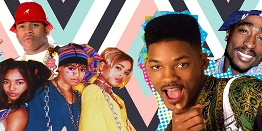 """""""Everybody Loves The 90's"""" Hip Hop and R&B Brunch"""