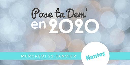 NANTES - Pose ta Dem' en 2020 !