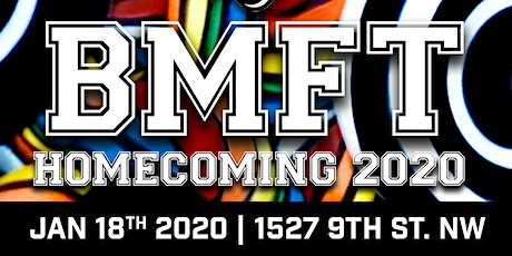 BMFT Homecoming 2020 tickets