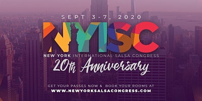 2020 New York International Salsa Congress - Performer Passes