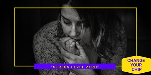 Stress Level Zero free class Mar. 7, 3pm