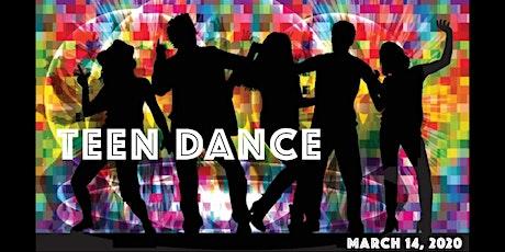 Teen Spring Dance tickets