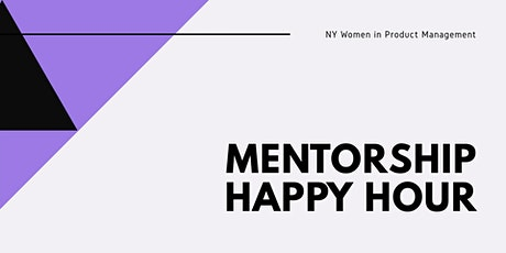 [February] Mentorship Happy Hour tickets