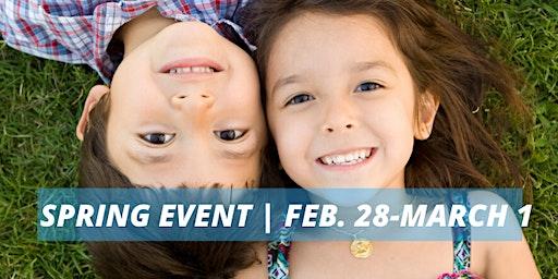 Community Heroes Presale- Just Between Friends Waco Spring 2020 Event