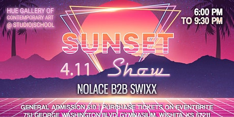 Sunset Show - Nolace b2b SWIXX tickets