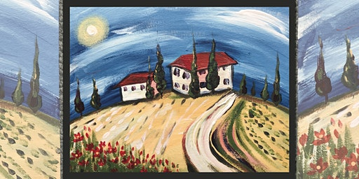 Tuscany Paint Night!