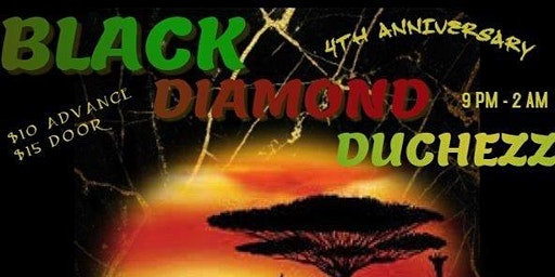 Black Diamond Duchezz SC 4th Anniversary