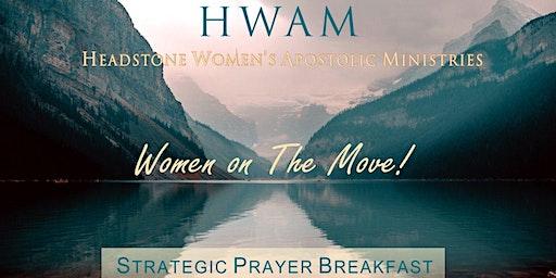 HWAM - Strategic Prayer Breakfast
