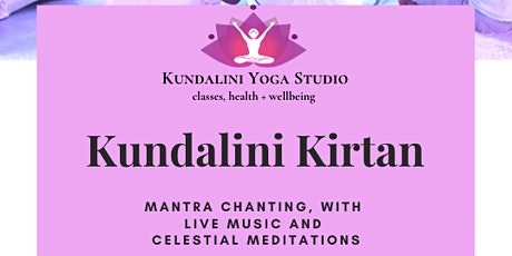 Kundalini Kirtan tickets