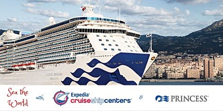 Sea the World with Princess Cruise Lines tickets