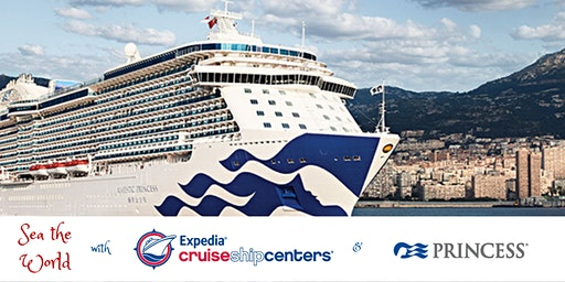 Sea the World with Princess Cruise Lines