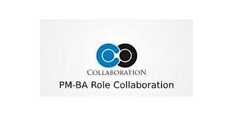 PM-BA Role Collaboration 3 Days  Virtual Live Training in United Kingdom biglietti