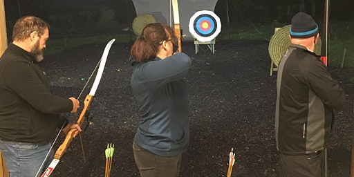 """Archery """"Boost"""" (Coached) Sessions"""