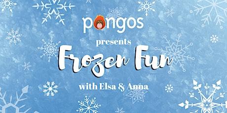 Frozen Fun tickets