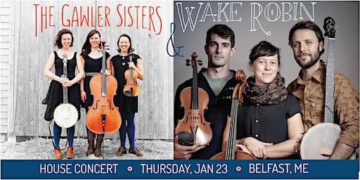 Wake Robin & The Gawler Sisters - Oshima's House Concert
