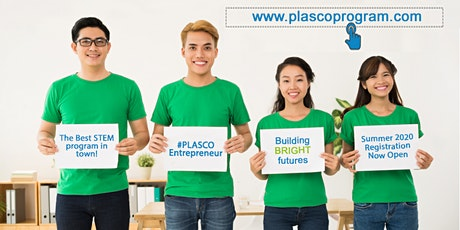 P.L.A.S.C.O. Entrepreneur: Summer Program I tickets