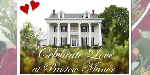 Valentine's Afternoon Sweetheart Tea at Bristow Manor