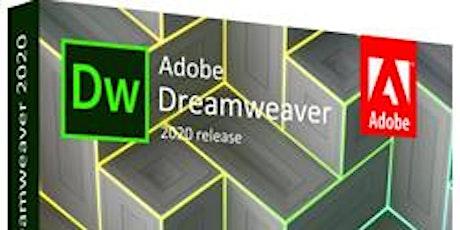Dreamweaver 2020: Classroom in a Book Saturday tickets