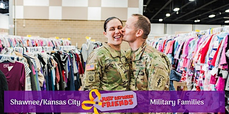 Military Presale (FREE) | Just Between Friends Shawnee/KC Spring 2020 Sale tickets