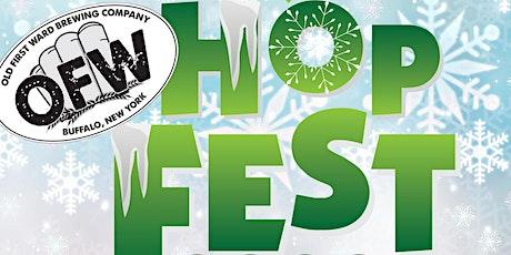 Hopfest 2020 tickets