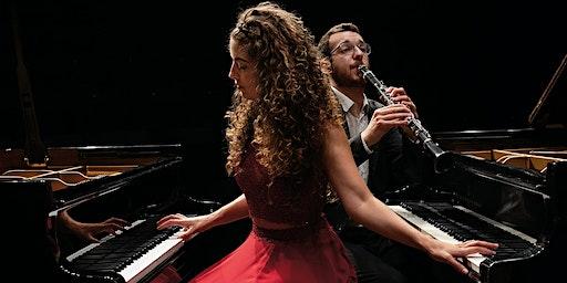Musik von Bach bis Queen | duo vivido: Klarinette und Klavier