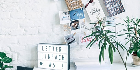 Hand Lettering-Workshop #lettereinfach Tickets