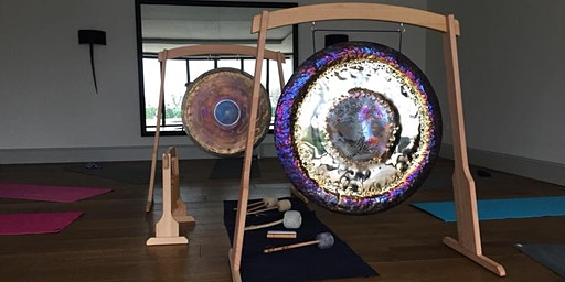 Jan 26 Blissful Gong Meditation - Bourne End