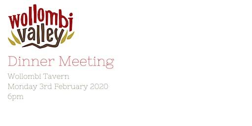 Chamber of Commerce February Dinner Meeting