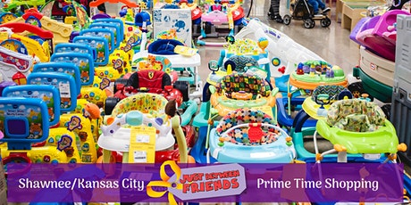 PRIME TIME PRESALE SHOPPING | Just Between Friends Shawnee/KC Spring 2020 Sale tickets