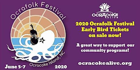 Ocrafolk Music and Storytelling Festival 2020 tickets