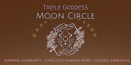The Triple Goddess Moon Circles