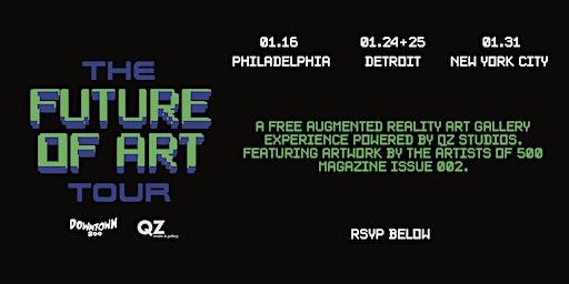 Future of Art Tour - Detroit