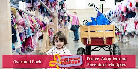 Foster, Adoptive, Multiples Presale (FREE)| Just Between Friends OP Spring 2020 tickets
