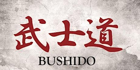 Bushido Amateur MMA 2 tickets