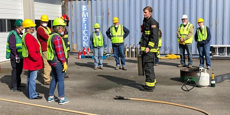 CERT 20 Hour Class: Co-hosted by Central Whidbey Fire Department tickets