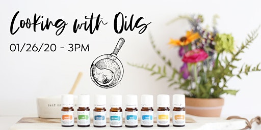 Cooking with Vitality Oils