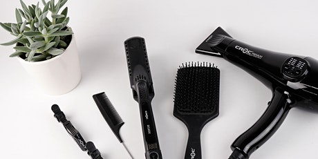 Blow-Drying & Styling tickets
