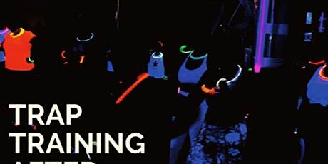 GLOW IN THE DARK TRAP BOXING BOOTCAMP with DawsonFit_224(Trap In The Dark) tickets