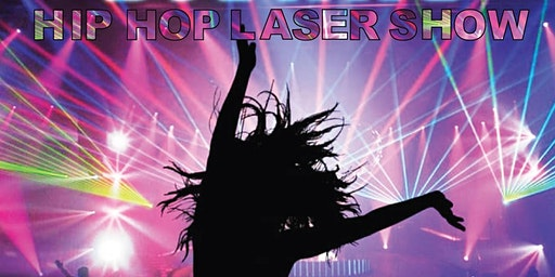 Hip Hop Laser Show, a dynamic show featuring Artist music like Monica,TI