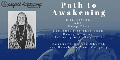 Pathway to Awakening       Freedom through presence     Be The Love tickets