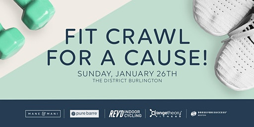 Burlington Fit Crawl for a Cause