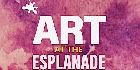 Art at the Esplanade Open-air Art Show tickets