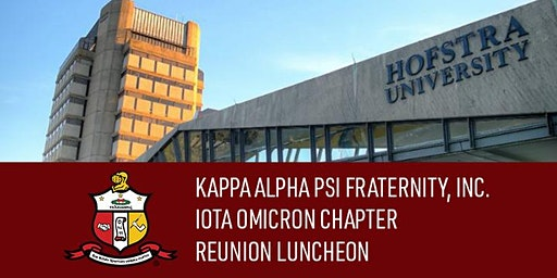 Iota Omicron Chapter Reunion Luncheon