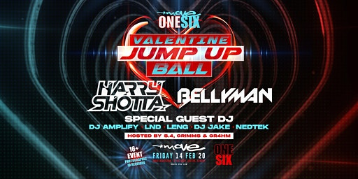 Move One Six Jump Up Ball with Harry Shotta & Bellyman