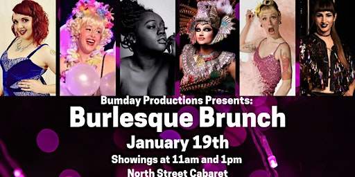 Burlesque Brunch