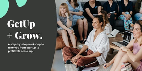 GetUp + Grow: A half-day workshop by Owners Collective. tickets