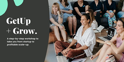 GetUp + Grow: A half-day workshop on the Sunshine Coast by Owners Collective.