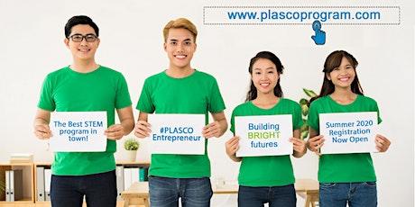 P.L.A.S.C.O. Entrepreneur: Summer Program II tickets